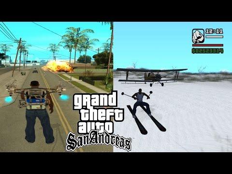 GTA San Andreas - Amazing Mods
