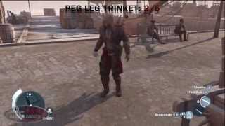 Assassins Creed 3 - New York Peg Leg Trinkets