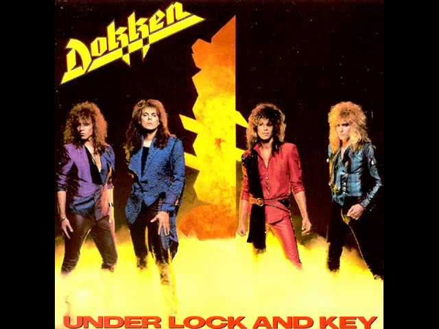 Dokken - Under Lock And Key - 1985 - (Full Album)