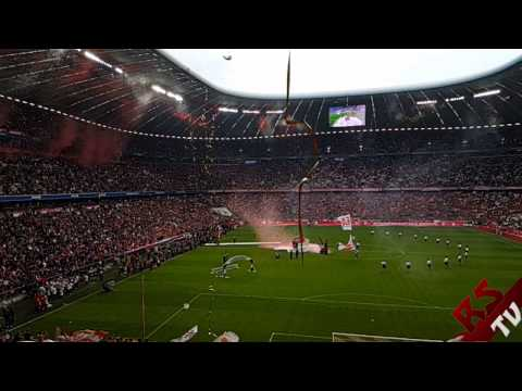 FC Bayern - Meisterschale [2014/15 | 23.05.15] / Allianz Arena [German/HD]