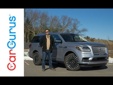 2018 Lincoln Navigator | CarGurus Test Drive Review