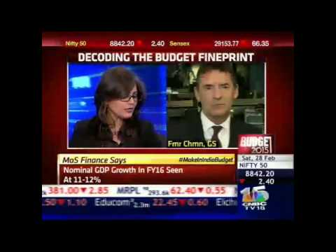 No 'Wow factor' in India's Budget 2015: Jim O'Neill