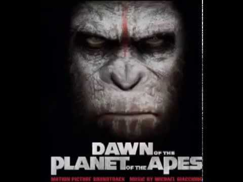 Dawn Of The Planet Of The Apes Official Full Soundtrack By Michael Giacchino