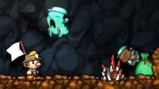 The First Time Playing Spelunky