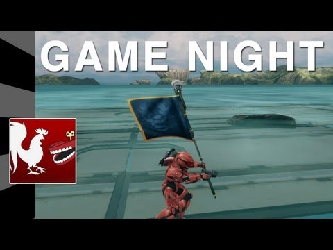 Game Night: Halo 4 - CTF Pirates