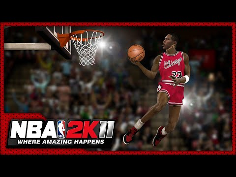 NBA 2K11: Where Amazing Happens