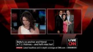 CNN Newsroom Weekend AM Says Goodbye to Betty Nguyen