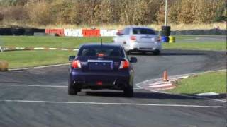 Subaru owners fist ever track day with Subaru UK, STIMULI