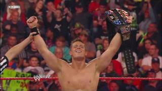 Santino Claus vs United States Champion The Miz
