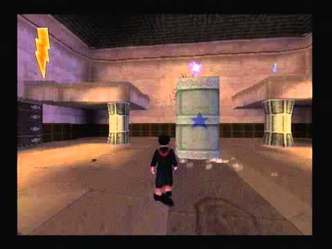 Harry Potter And The Philosophers Stone Ps1 Walkthrough - Part 01 video