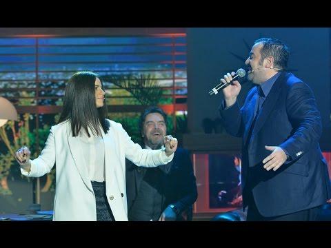 Beyaz Show - Ata Demirer söyledi, Büşra Pekin oynadı!