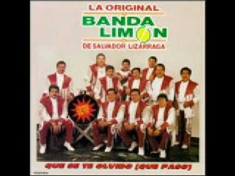 La Original Banda El Limon - Que Se Te Olvido