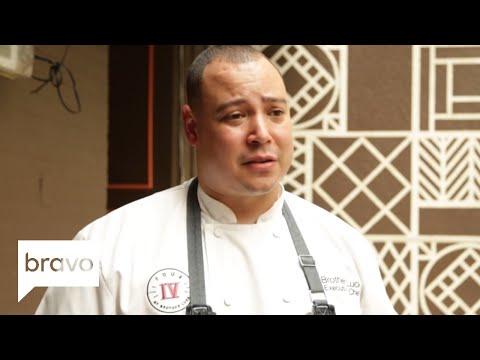 Top Chef: Top Chef Season 15 Contestants Remember Anthony Bourdain (Season 15, Episode 15)   Bravo