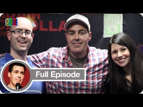 Adam, Alison, and Bryan | The Adam Carolla Show | Video Podcast Network