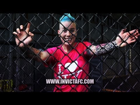 Invicta FC 6: INSIGHT with Australia's Bec 'Rowdy' Hyatt