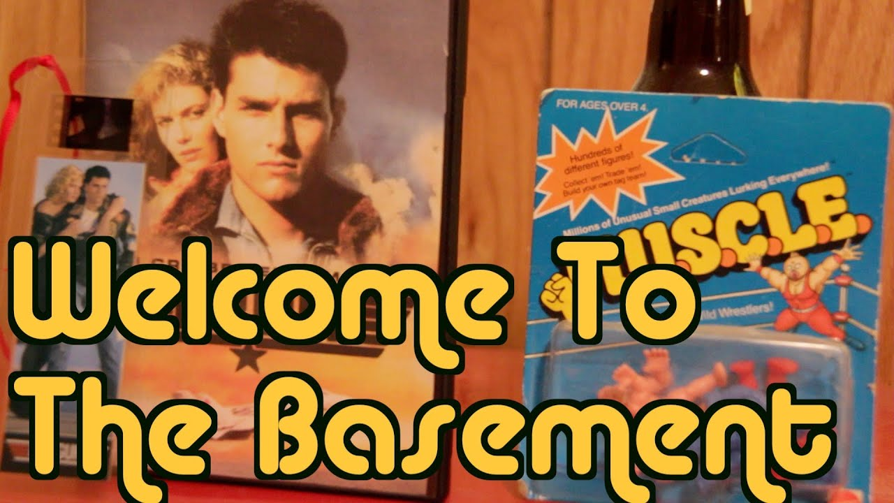 top gun welcome to the basement youtube