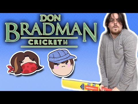 Don Bradman: Cricket - Steam Train