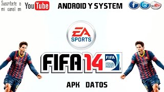 FIFA 14 FULL APK + DATOS