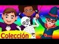 Halloween Llego  Huevos Sorpresas  Canciones Infantiles En Espanol  ChuChu TV -