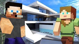 UPGRADING OUR HOUSE!! MINECRAFT w/ MY GIRLFRIEND!! (Minecraft #11)