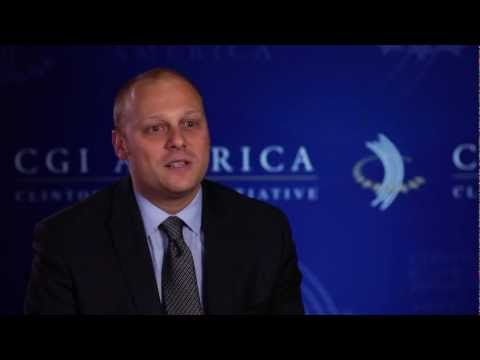 Expanding and Implementing the Mentor Pledge - CGI America 2012 Commitment Announcement