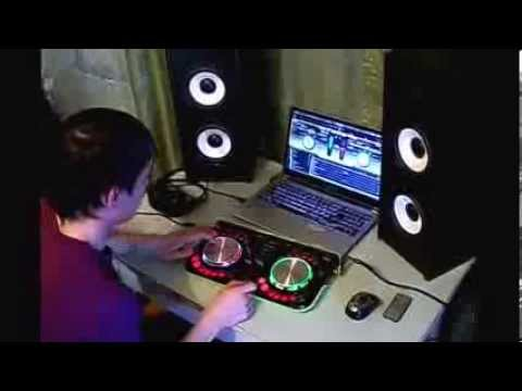 Scratch with Pioneer ddj Wego