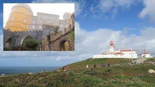 Pena Palace, Sintra, Cascais, and the Beautiful Portuguese Coast