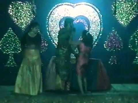 Village Andhrapradesh Stage Dance Part-1 video