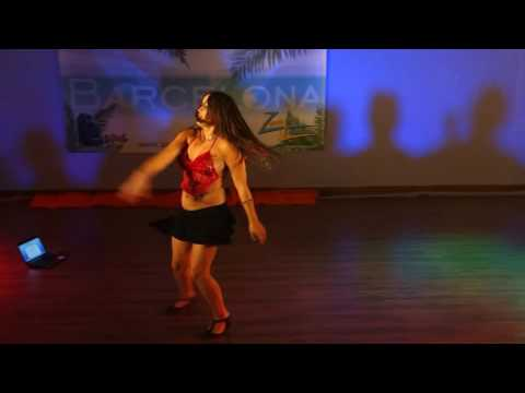 00072 ZLBF2016 Artistic Performances of Ladies Styling competition ~ video by Zouk Soul