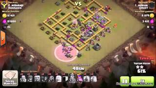 Klan Savaşları #2 Clash of Clans (Part 1)