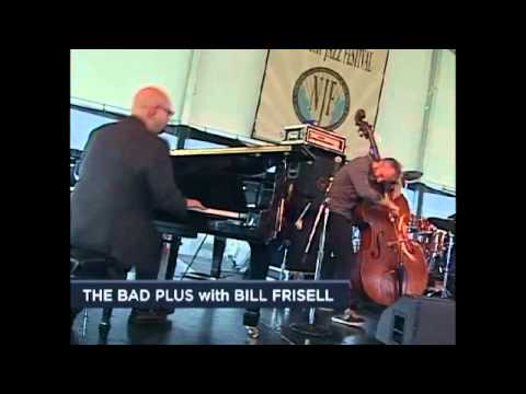Mumbo Jumbo (Paul Motian) - The Bad Plus with Bill Frisell live 2012