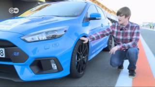 En marcha: Ford Focus RS   Al volante
