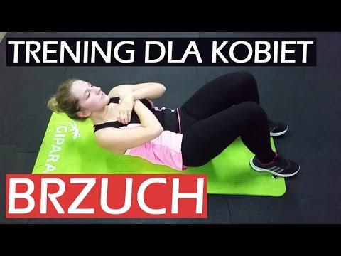 Trening Brzucha Dla Kobiet, Ćwiczenia Dla Początkujących