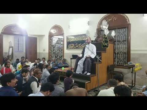 دس روزہ مجالس تفسیر قرآن کی آٹھویں مجلس