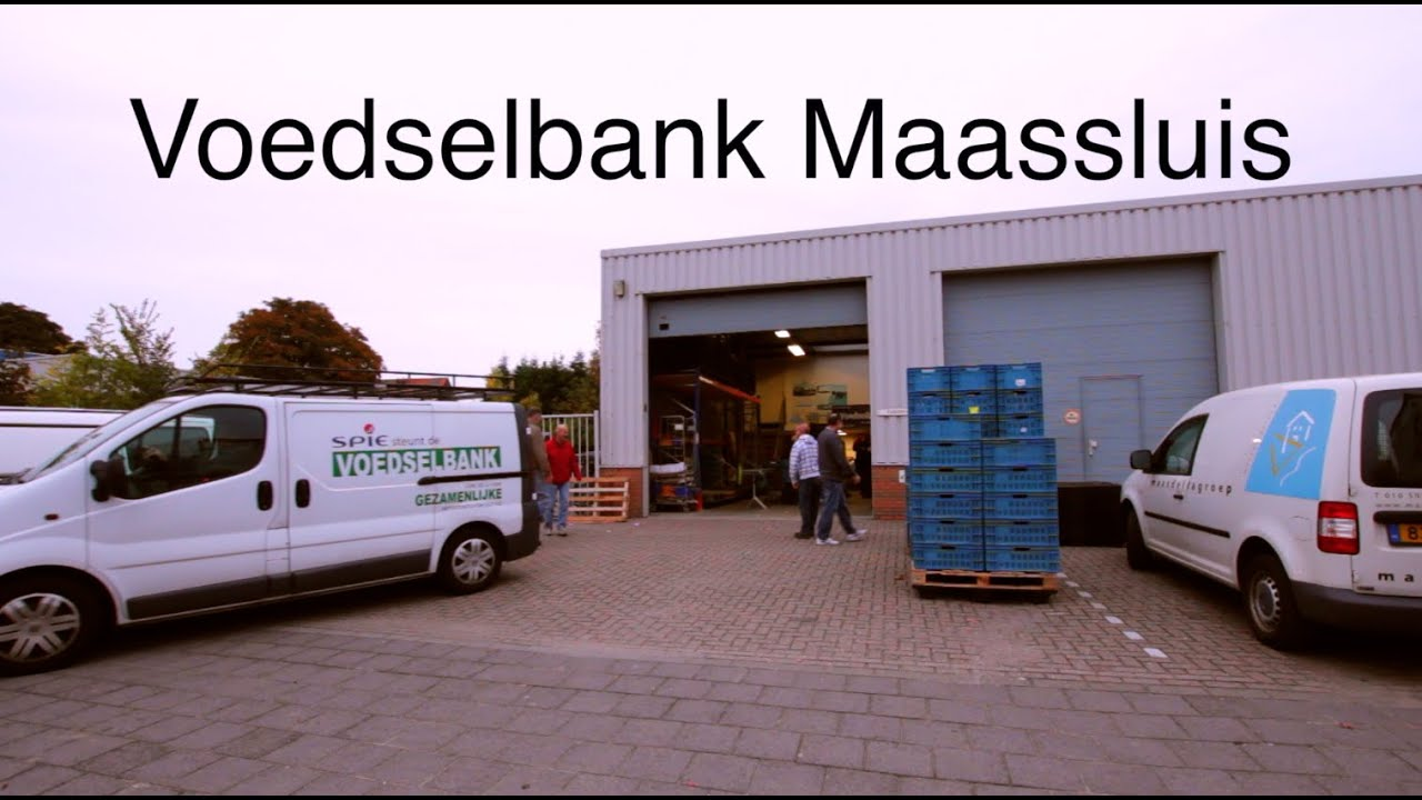 Collegevragen rondom situatie voedselbank Maassluis