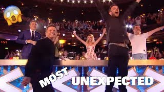 OMG! Most UNEXPECTED Auditions on Britain´s Got Talent 2018!