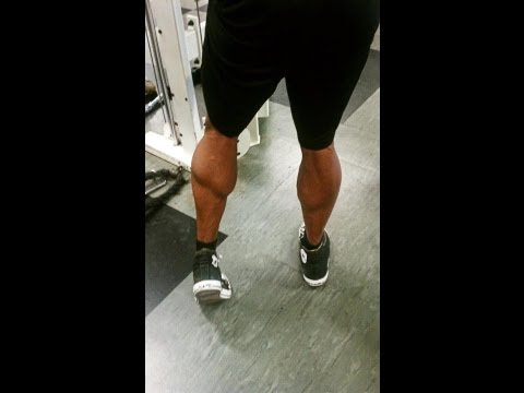 Advanced Calves Routine: To Bring Up Lagging Calves