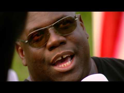 Carl Cox - Interview at Tomorrowland 2012