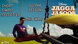 download lagu Phir Wahi Guitar Chord Arijit Singh Song  & gratis