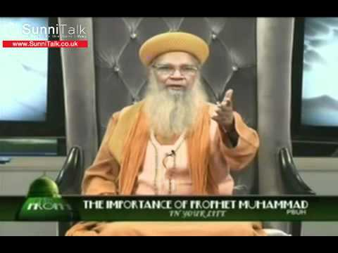 The Importance Of Prophet Muhammad Pbuh In Your Life   Pir Maulana Syed Hashmi Mian video