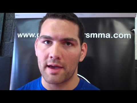 UFC 162: Chris Weidman talks fighting Anderson Silva + More
