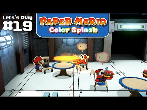 Rest in Peperoni • Paper Mario: Color Splash #19 ★ Let's Play
