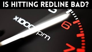 Is It BAD To Redline Your Car