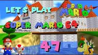 Let's Play Super Mario 64 [German\100%\Blind] #47 - Lava-Leid