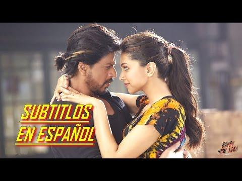 Canción 'Manwa Laage' - Happy New Year (Shah Rukh Khan, Deepika Padukone) [Sub Español]