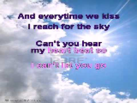 Everytime We Touch Slow-karaoke.avi video