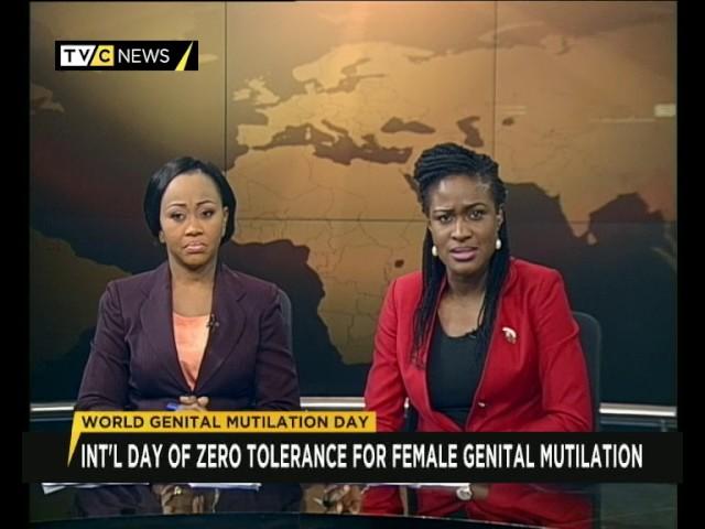 Francis Selasini  speaks on Int'l Day for Zero Tolerance for FGM