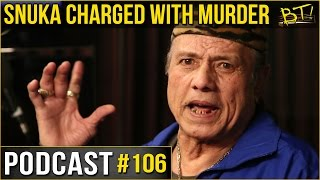 Jimmy 'Superfly' Snuka Charged with Murder - WWE Podcast #106