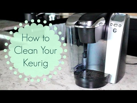 How To Drain Water Out of Keurig Coffee Maker