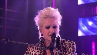 Cyndi Lauper - Time after Time (Live at Australian Idol)